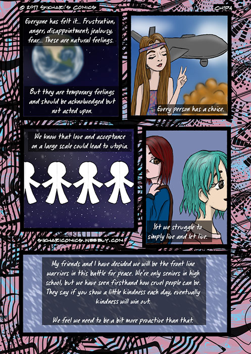 Chapter One Page Four
